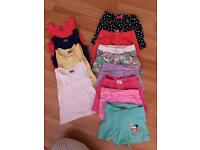 Bundle of girls clothes aged 2 to 3