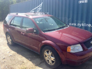 2005 Ford FreeStyle/Taurus X Hatchback