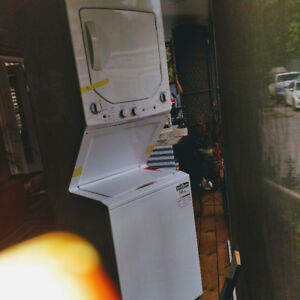 brand new ge compact washer dryer combo