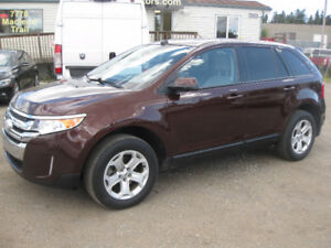 2012 Ford Edge SEL AWD SUV, Crossover