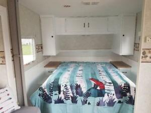 30ft Fleetwood Wilderness Trailer newly refurbished