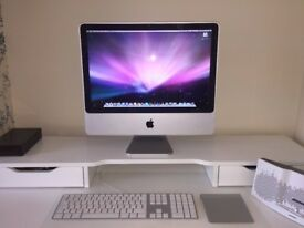 Apple iMac 20inch (2008) iCore 2 Duo 2.66Ghz, 4GB, 320GB, £200