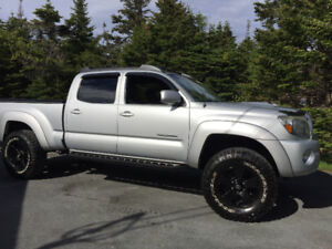 2009 Tacoma TRD Crewcab-Inspected & Warranty Remaining