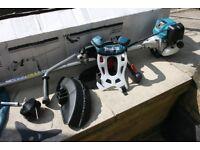 Petrol Makita EBH341U four stroke strimmer/Brush Cutter brand new in box