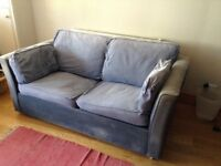 SOFABED - 2 seater. FREE to collector.