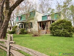 279 000$ - Maison 2 étages à vendre à St-Vallier