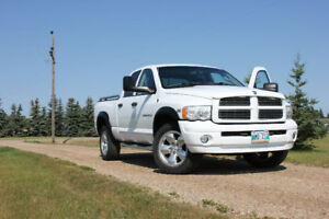 2005 Dodge Power Ram 1500 SPORT Pickup Truck