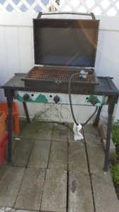 stove and bbq 2 in 1