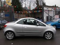 Mitsubishi Colt Cabriolet 1.5 CZC 2dr LADY OWNED GREAT CONVERTIBLE (silver) 2006