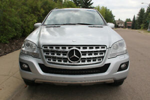 2010 Mercedes-Benz M-Class ML 350 SUV, Crossover