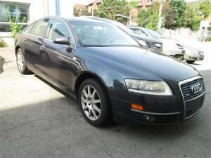 2005 Audi A6 Navigation/Bluetooth clean in and out.