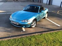 Mazda mx5 MK 2.5 manual