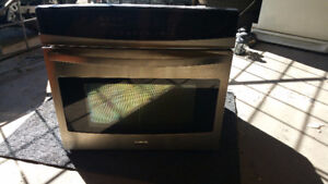 KENMORE Brand new OVEN (HANG ABOVE)