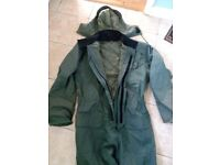 Waterproof All Weather 1 Piece Suit Protective Clothing by GIANT