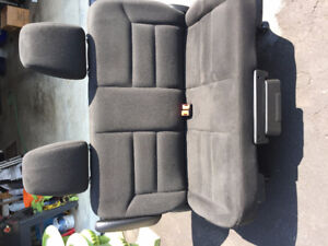 2nd Row Bench Seat for 2016 Dodge Grand Caravan