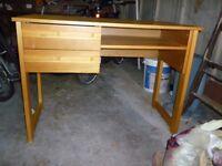 Vintage '70s desk (Schreiber style)