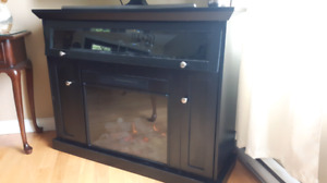 Electric Fire TV Stand
