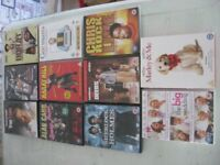 ASSORTMENT OF DVD'S (11)