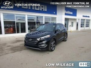 2016 Hyundai Tucson Limited  - Navigation - Low Mileage