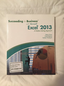Excel 2013 used *excellent condition*