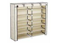 7 Tier Shoe Rack Cabinet for 36 pairs of shoes