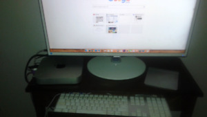 Mac Computer for sale with Samsung monitor