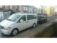 Mercedes Vito 109 CDI Travelline Minibus .Urgent