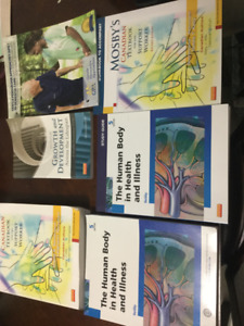 Confederation College PSW textbooks and notes