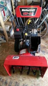 8HP 24 inch Snowblower for sale