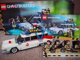 Lego 21108 Ghostbusters Ecto 1 Ideas #006