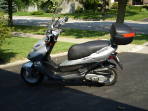 Kymco 150cc Scooter