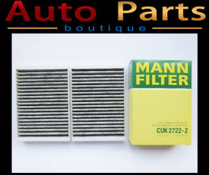 Mercedes-Benz CL S 2007-2014 Cabin Air Filter Set 2218300718