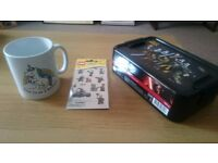 Star Wars lunchbox, Unicorn mug, Lego stickers (all brand new unused) geek box