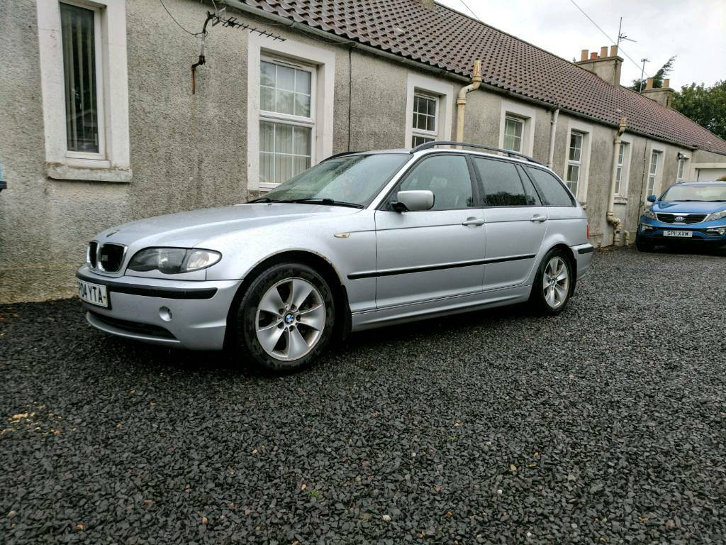 bmw 320d e46 touring 200bhp 6 speed rwd in newport on tay fife gumtree. Black Bedroom Furniture Sets. Home Design Ideas