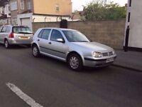 Lovely 2001 VW Golf 1.6, 4 Door, 94k Miles Only, 1 Yrs MOT, Drives Lovely, New Clutch and Service