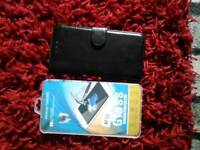 Xperia L1 case and screen protector