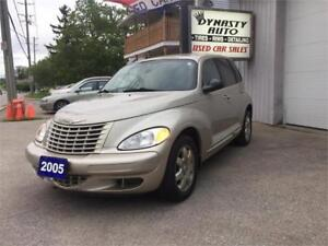 2005 Chrysler PT Cruiser / CERTIFIED / DYNASTY AUTO
