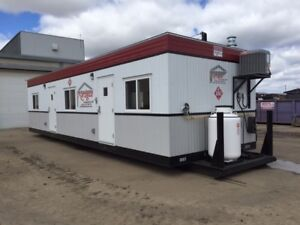 2017 12' x 40' Skid Mounted Office
