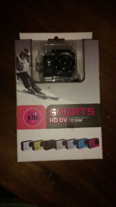 Caméra Sport Wide angle style Gopro 1080p