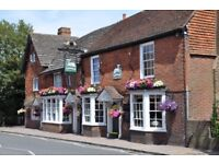Chef required for busy village pub/restaurant