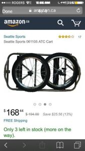 1 New and 1 used Seattle Sports Cart