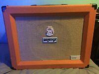 Orange CR60c amp