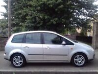Ford Focus C-Max 1.6 2005 (05)**Good Family Car**Trade In To Clear**Only £795
