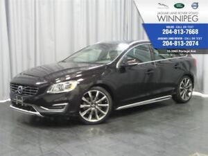 2015 Volvo V60 T5 Premier Plus *CERTIFIED PRE-OWNED* *OFF LEASE*