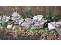 Free rubble/ hardcore & broken slabs - collect from 39 Kellaway Avenue