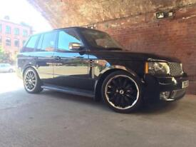 Range Rover Vogue 3.0TD6 Autobiography 2012 facelift (54) Overfinch extras