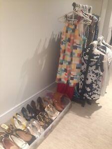 Women's Designer closet sale