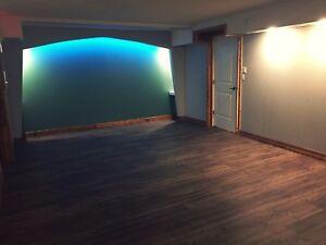 Yoga Studio for Rent! Beautiful renovations.