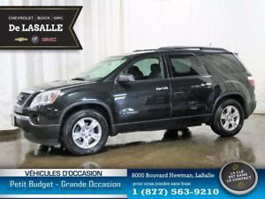2008 GMC Acadia SLE  // V6 // FWD // 7 PASS. // GROUP.ELEC... St