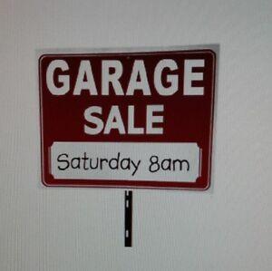 HUGE DOWNSIZING YARD/GARAGE SALE 958 BOURNE CRES